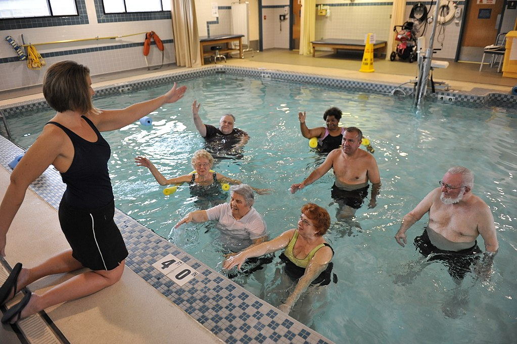 Aquatic Physical Therapy Wikimedia