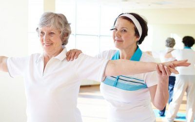 the Golden Years Look Brighter with Physical Therapy