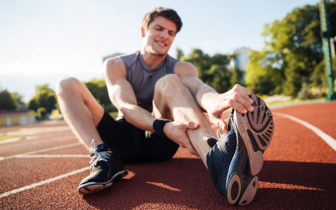Leg Pain After Exercising. How Physical Therapists Can Help Patients.