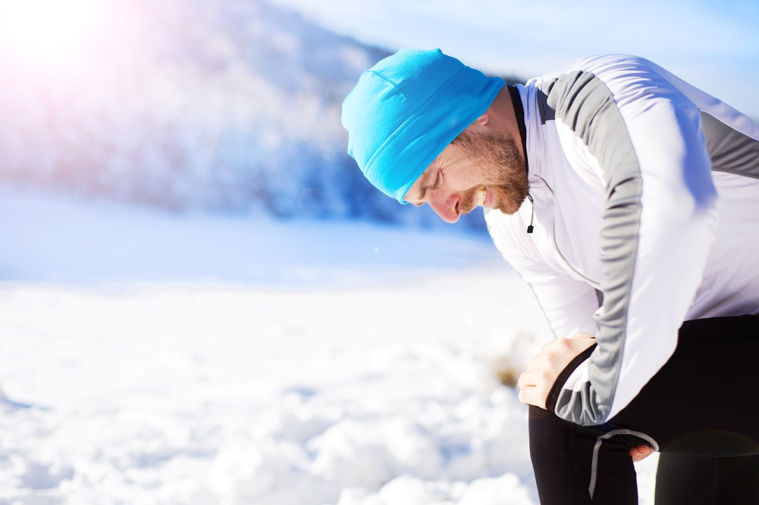 Winter Joint Pain in knees